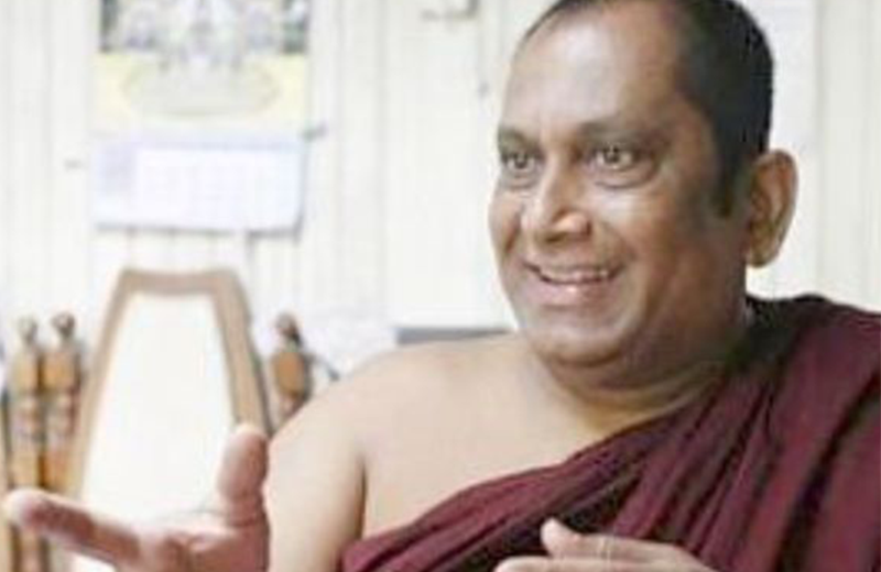 Rev. Dr. Sumanasiri of Singapore: A Buddhist monk with a ...